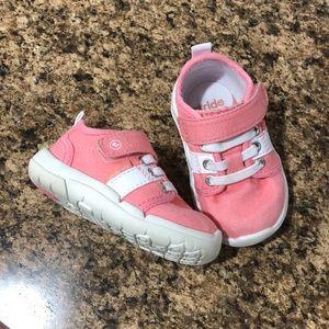 Stride Rite SRT Dixon Sneaker Canvas Velcro